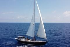 Vanaf de Eolische eilanden naar Palermo